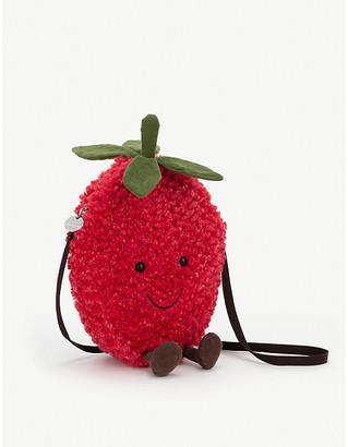 Jellycat Amuseable Strawberry bag