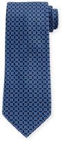 Stefano Ricci Printed Diamond Silk Tie