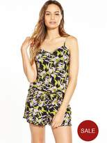 Very Tropical Glamour Cami Short Set
