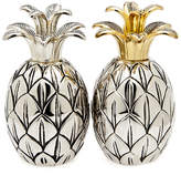 Godinger Pineapple Salt & Pepper Shakers