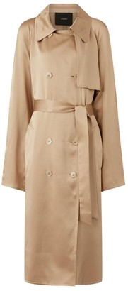 Joseph Cepio Silk Coat