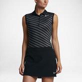 Nike Precision Print Women's Sleeveless Golf Polo