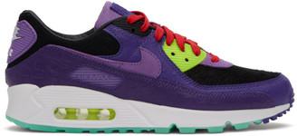 Nike Purple Air Max QS Sneakers