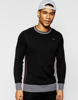 Ringspun Rizzo Crew Neck Knit Jumper