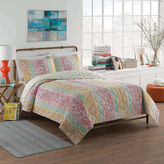 Vue VueTM Shoshana Reversible Cotton Quilt Set