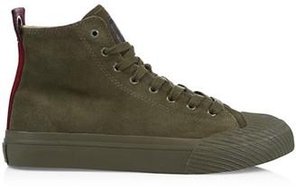Diesel Astico High-Top Textile Sneakers