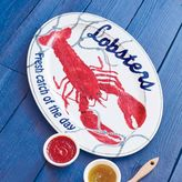 Sur La Table Lobster Serving Platter