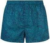 Derek Rose Indian Pattern Boxer Shorts
