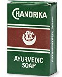 Auromere Bar Soap, Chandrika, 2.64 Oz ( Multi-Pack)
