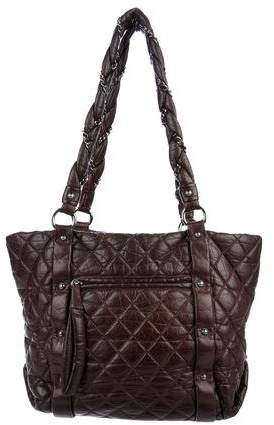 Chanel Lady Braid Tote