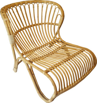 Aries Trading Marbella Rattan Easy Chair