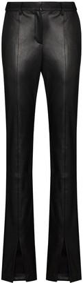 De La Vali Blues slim trousers