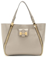 Tom Ford Sedgwick Medium Leather Tote