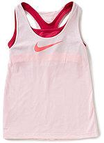 Nike Big Girls 7-16 Bra/Tank Combo Top