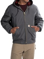 Carhartt Huntsman Active Jacket - Insulated and Flannel Lined (For Men)