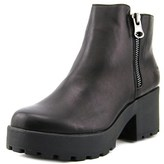 Coolway Icana Women Round Toe Synthetic Black Ankle Boot.