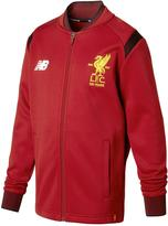 New Balance Liverpool FC Junior Elite Training Walk Out Jacket