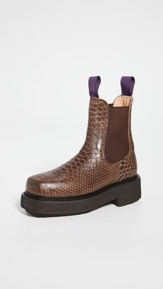 Eytys Ortega Snake Boots
