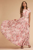 Anthropologie Cherish Wedding Guest Dress