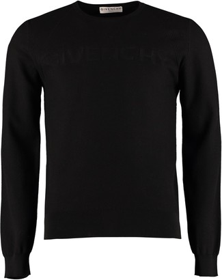 Givenchy Long-sleeved Cotton Sweater