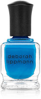Deborah Lippmann WOMEN'S VIDEO KILLED THE RADIO STAR NAIL POLISH-BLUE
