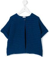 Il Gufo ribbed cardigan - kids - Cotton - 4 yrs