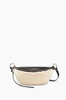 Rebecca Minkoff Shearling Belt Bag
