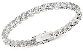Bloomingdale's Diamond Tennis Bracelet in 14K White Gold, 15.0 ct. t.w. - 100% Exclusive