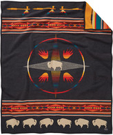Thumbnail for your product : Pendleton Big Medicine Oxford Blanket