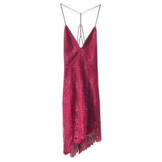 NBD \N Burgundy Dress for Women