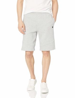 Lacoste Men's Solid Bermuda Milano Short