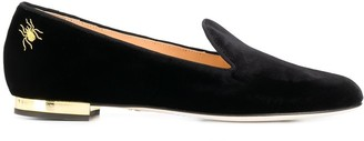 Charlotte Olympia Spider Ballerina Shoes