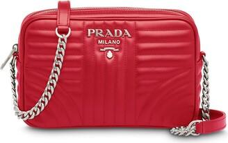 Prada Diagramme handbag