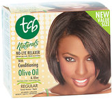 TCB Naturals Olive Oil No Lye Relaxer Kit