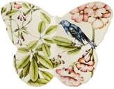 Juliska Belle Botanica Butterfly Plate