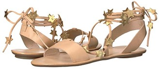 Loeffler Randall Starla (Wheat Vachetta/Gold Foil) Women's Sandals