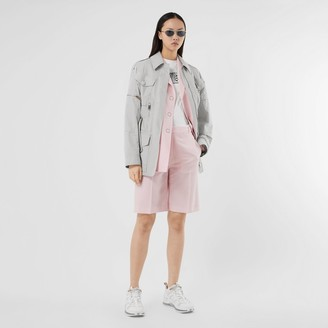 Burberry Shape-memory Taffeta Field Jacket
