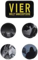 Vier - Willy Vanderperre Set of 4 Badges