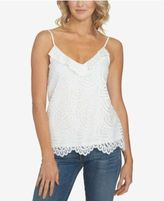 1 STATE 1.STATE Ruffled Lace Camisole