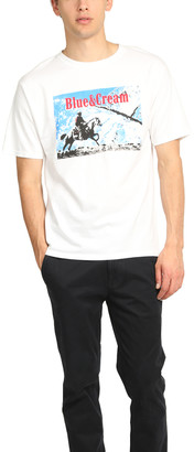 Blue & Cream Blue&Cream Ride Tee