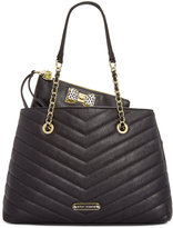 Betsey Johnson Shopper With Pouch, Only At Macy's