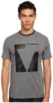 McQ by Alexander McQueen Short Sleeve Crew Neck T-Shirt