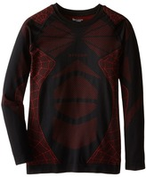 Spyder Racer Long Sleeve Top (Little Kids/Big Kids)