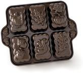 Nordicware Bronze Harvest Mini Loaf Pan