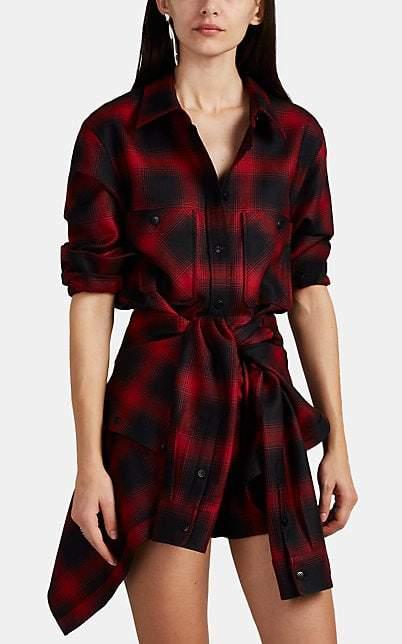 a7cfbaa34e Womens Red Plaid Dress - ShopStyle