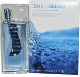 Kenzo L'eau Par By Edt Spray 1.7 Oz (metal Leaf Limited Edition)