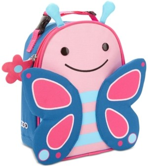 Skip Hop Little Girls Zoo Lunchie Insulated Lunch Bag
