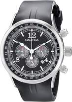 Nautica Men's N13530G NSR 01 Stainless Steel Watch