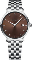 Raymond Weil Men's Swiss Toccata Stainless Steel Bracelet Watch 39mm 5488-ST-70001