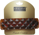 """Sally Beauty DCNL Hair Accessories DCNL Tortoise Quilted Auto Clip 3 1/2"""""""